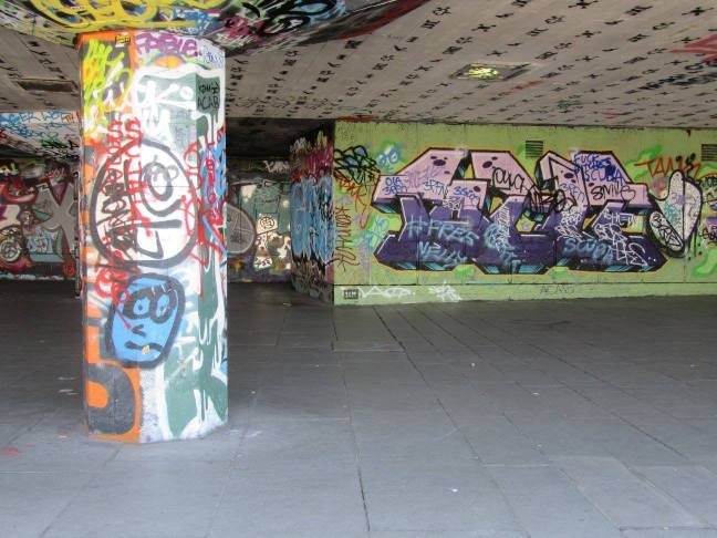 The Undercroft of London's Southbank is one of the most creative spaces in the UK