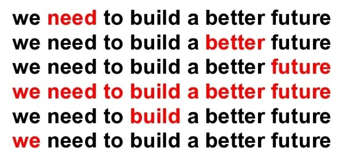 we need to build a better future 2
